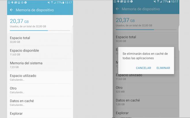 Borrar-datos-de-cache-android