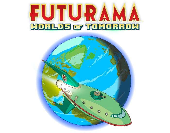 Futurama: Worlds of Tomorrow