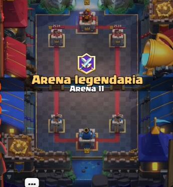 arena-legendaria-Clash-Royale