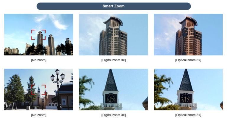 Funciones de la cámara del Samsung Galaxy Note 8